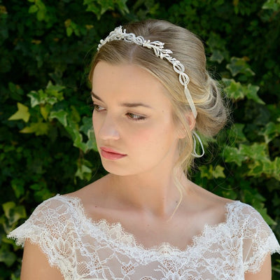 HEADBAND DE MARIAGE<BR>Xena - MP Paris