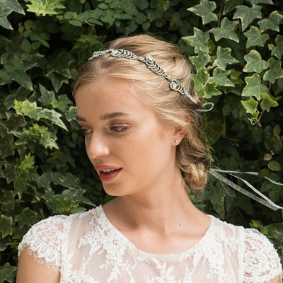 HEADBAND DE MARIAGE<BR>Milano - MP Paris