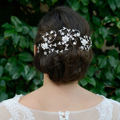 HEADBAND DE MARIAGE<BR>Gretchen - MP Paris