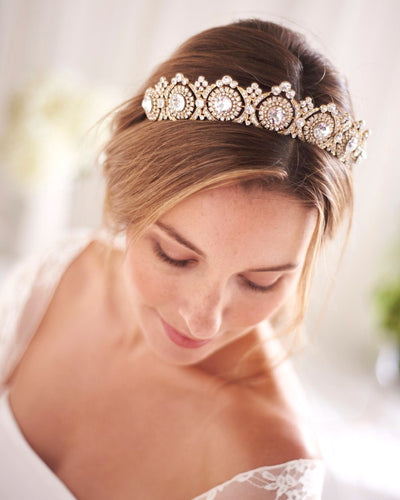 COURONNE OR MARIAGE<BR>Joelle Or - MP Paris