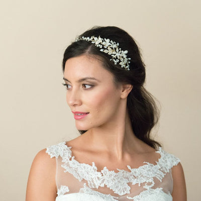 HEADBAND DE MARIAGE<BR>Stardust - MP Paris