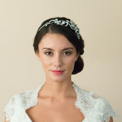 HEADBAND DE MARIAGE<BR>Beatrice - MP Paris