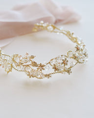 headband pour mariage blog