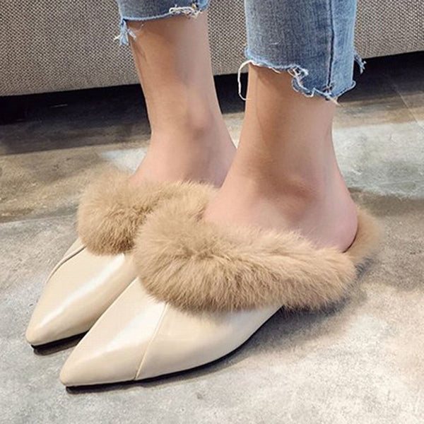 Pointed Toe Casual Flats