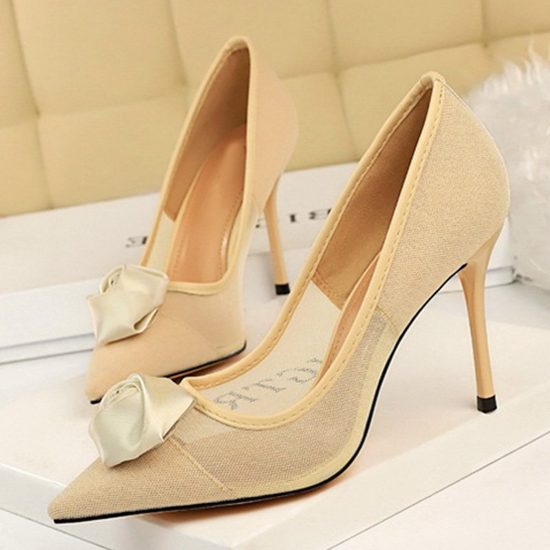 Sezy Stiletto Heel Pointed Toe Shoes
