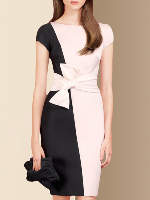 Bodycon Work Elegant Midi Dress