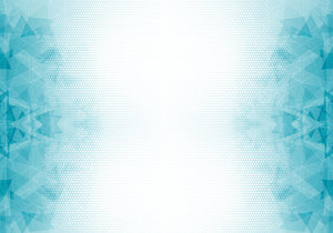 An abstract blue and white background.