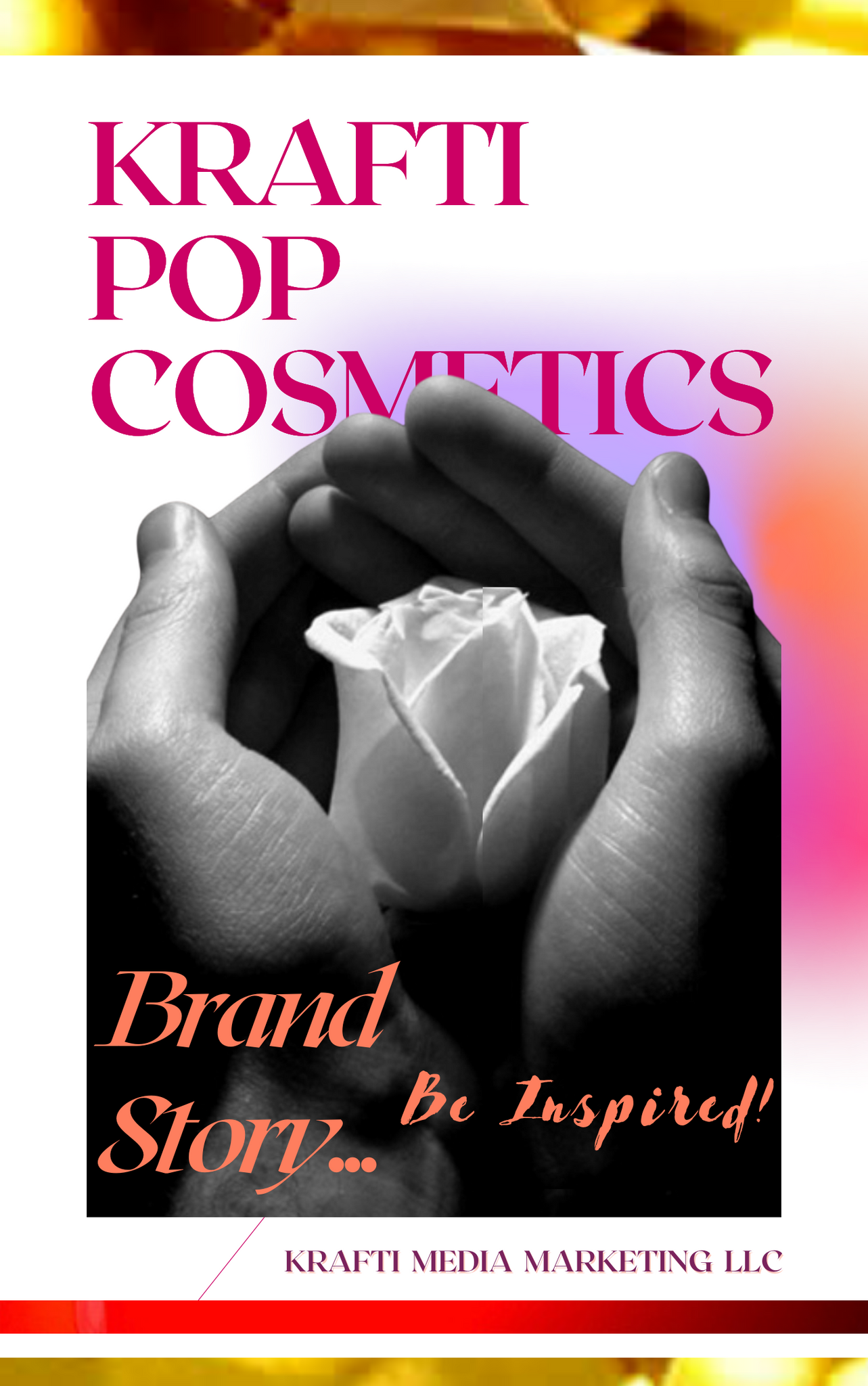 Krafti Pop Cosmetics: The Idea Behind It. Be Inspired!