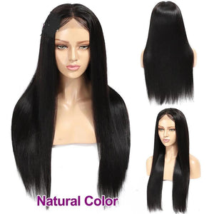 Ombre Closure Wig - Krafti Pop Cosmetics