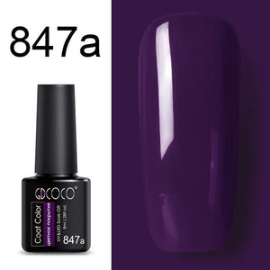 Matte Gel Polish Top Coat - Krafti Pop
