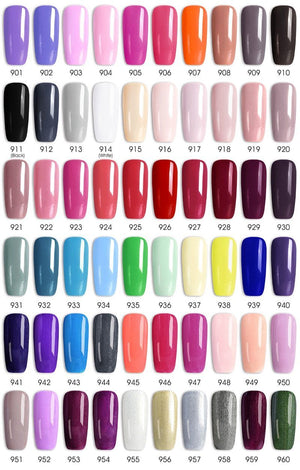 UV Gel Nail Polish Brands - Krafti Pop Cosmetics