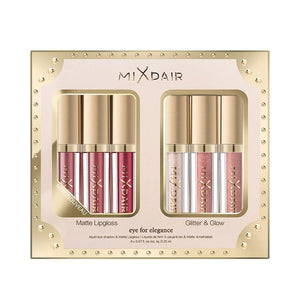 Glitter Lip Gloss Set - Krafti Pop Cosmetics