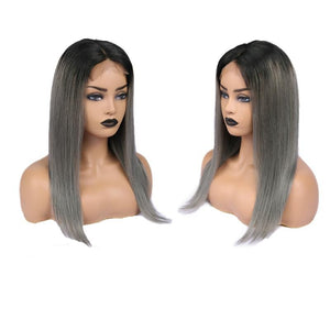 Closure Human Hair Wigs - Krafti Pop Cosmetics
