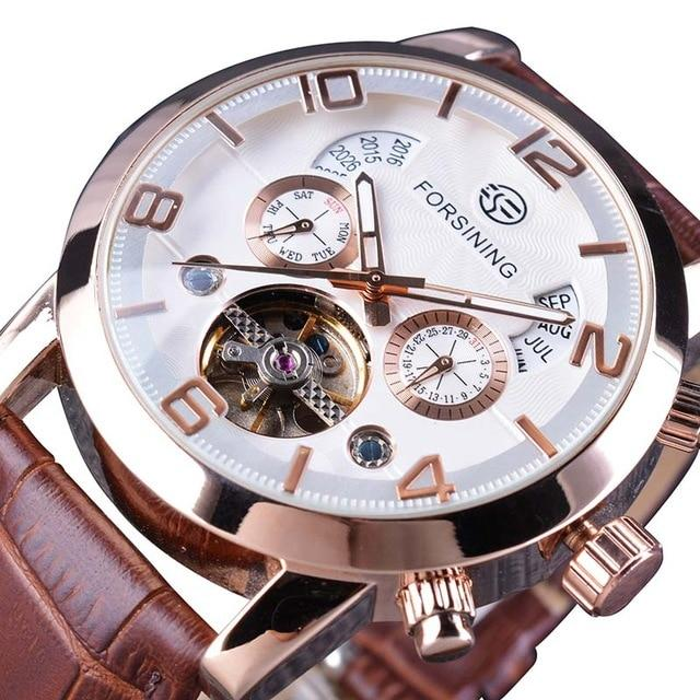 Mens Automatic Watches - Krafti Pop Cosmetics