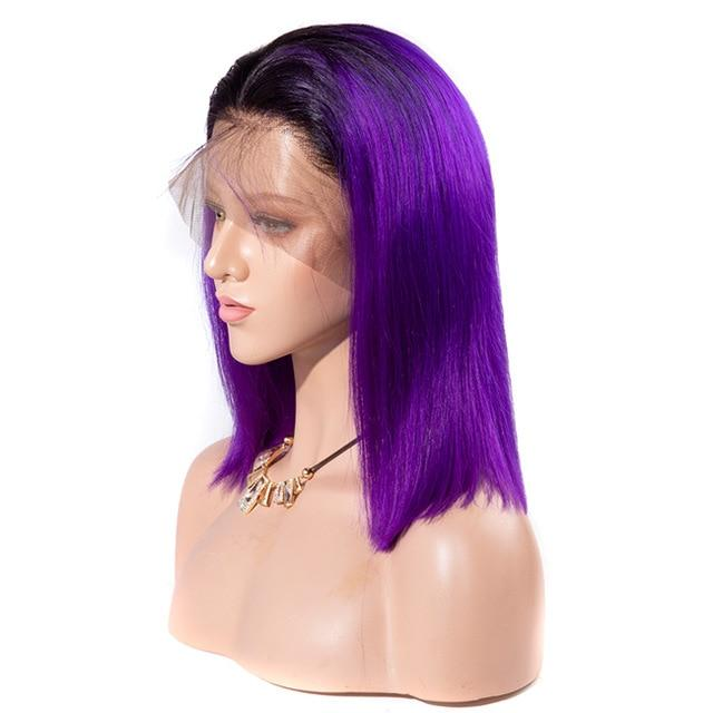Lace Front Human Hair Wigs - Krafti Pop Cosmetics