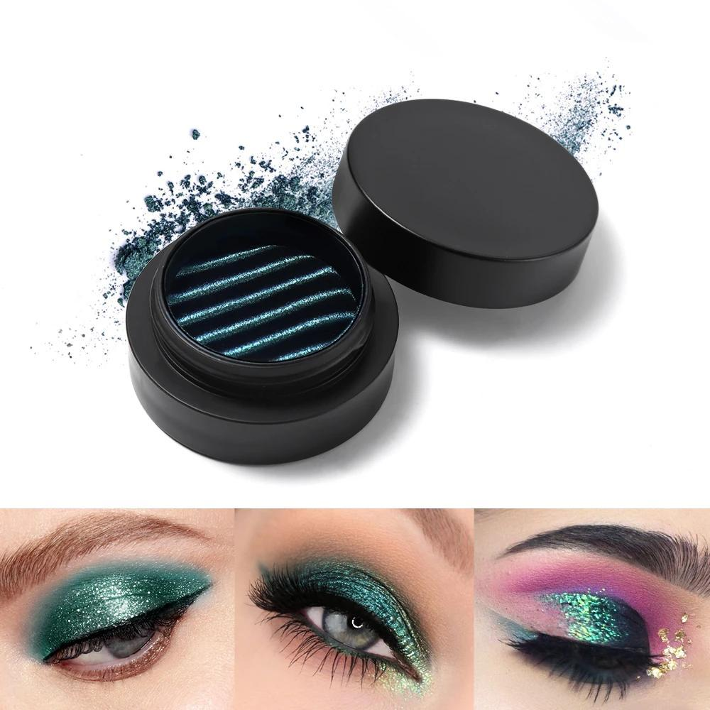 Magnetic Eye Shadow Palette - Krafti Pop Cosmetics