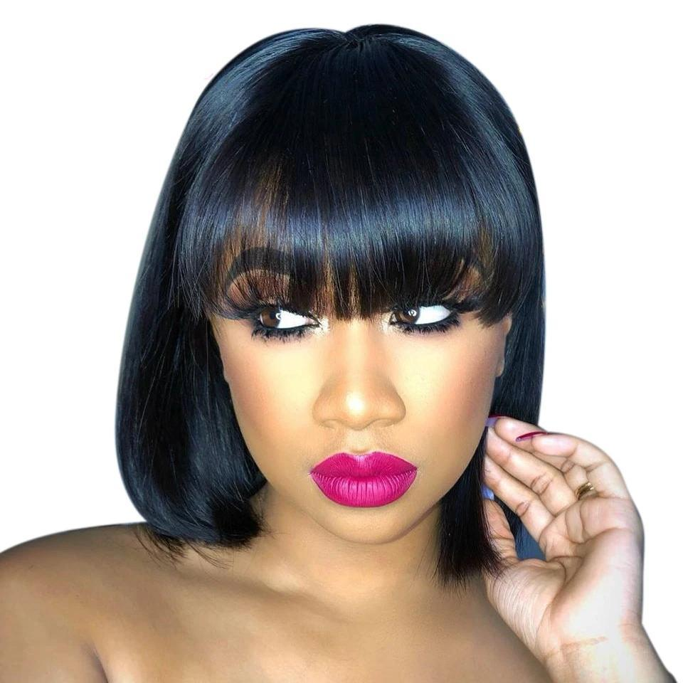 Straight Lace Front Wig - Krafti Pop Cosmetics