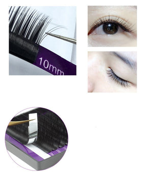 Mink Eyelashes Extension - Krafti Pop Cosmetics