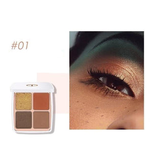 Eye Shadow Makeup - Krafti Pop Cosmetics