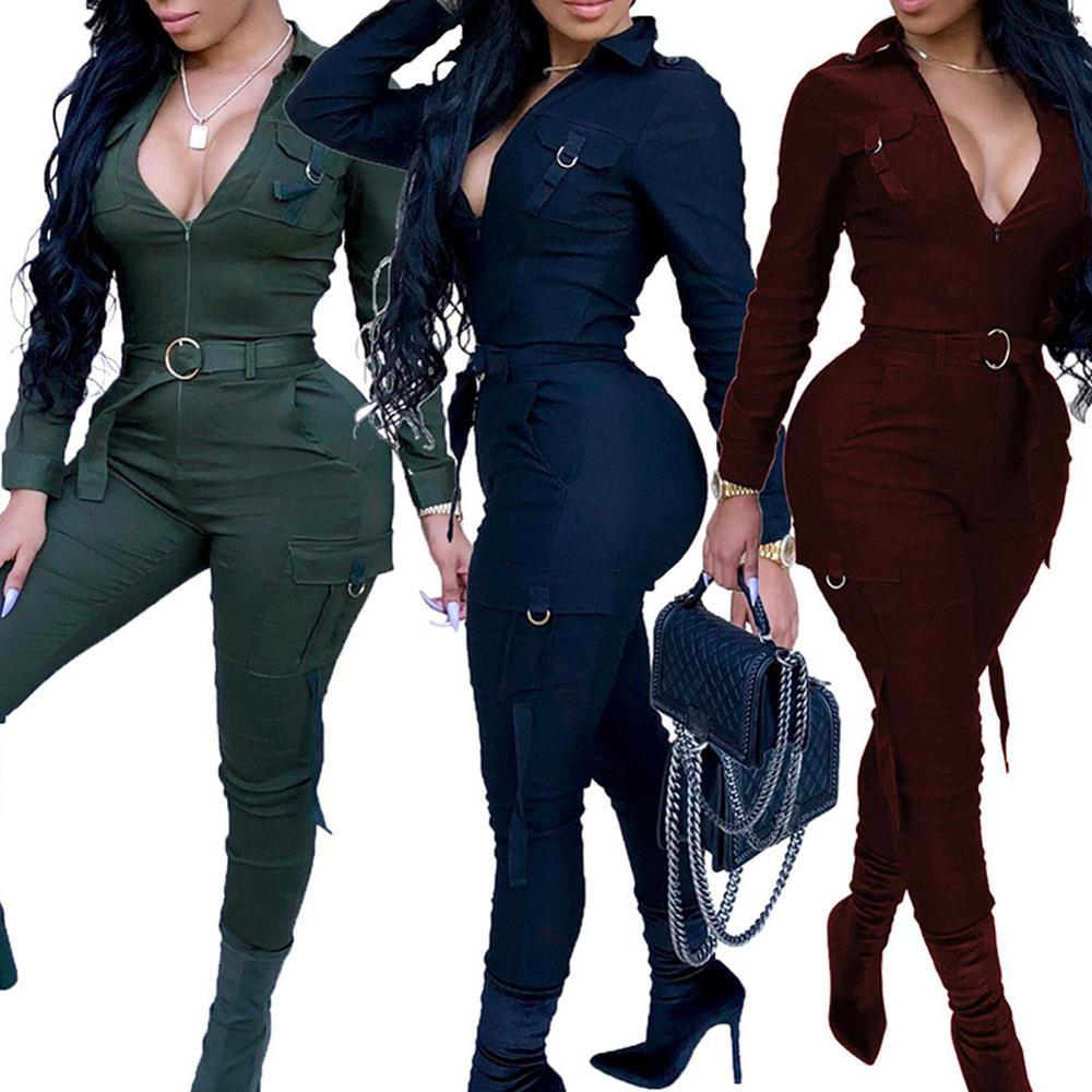 Bodycon Jumpsuit - Krafti Pop Cosmetics
