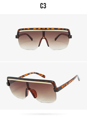 Oversized Sunglasses For Women - Krafti Pop Cosmetics