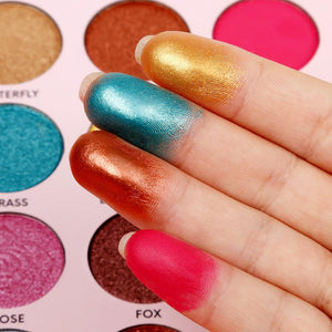 Highly Pigmented Eyeshadow - Krafti Pop Cosmetics