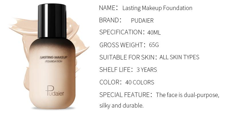Foundation For Face Makeup - Krafti Pop Cosmetics