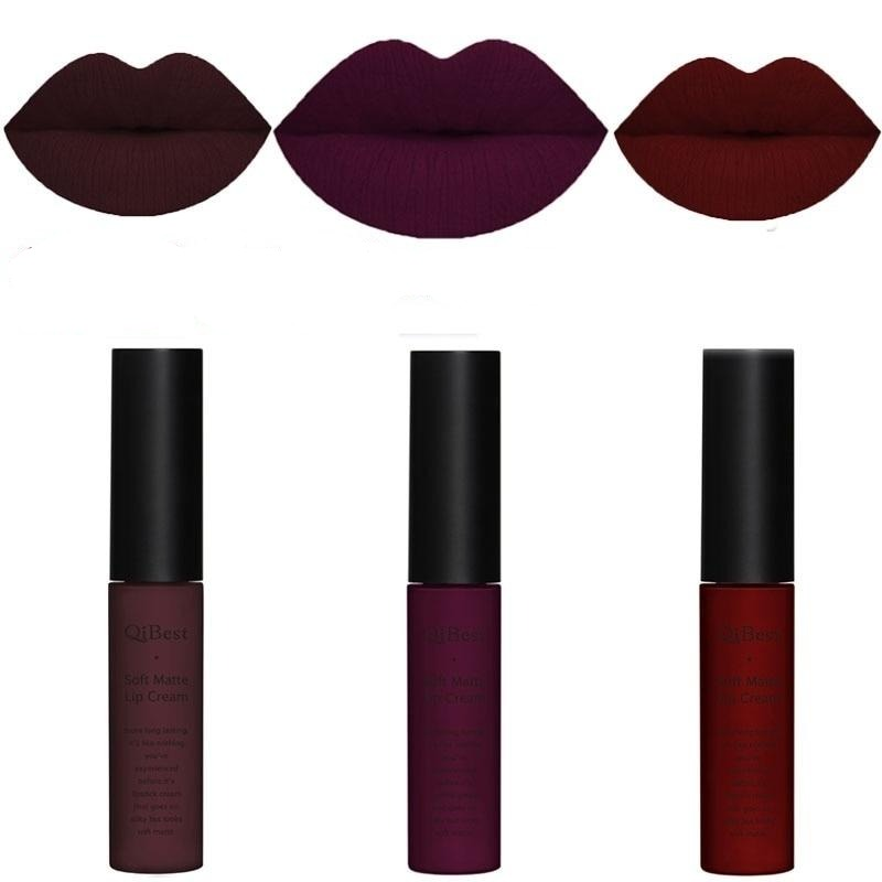 Matte Lip Gloss Set - Krafti Pop