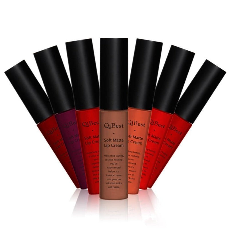 Matte Lip Gloss Set_2020 - Krafti Pop Cosmetics