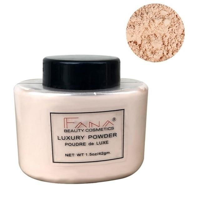 Face Foundation Powder - Krafti Pop Cosmetics