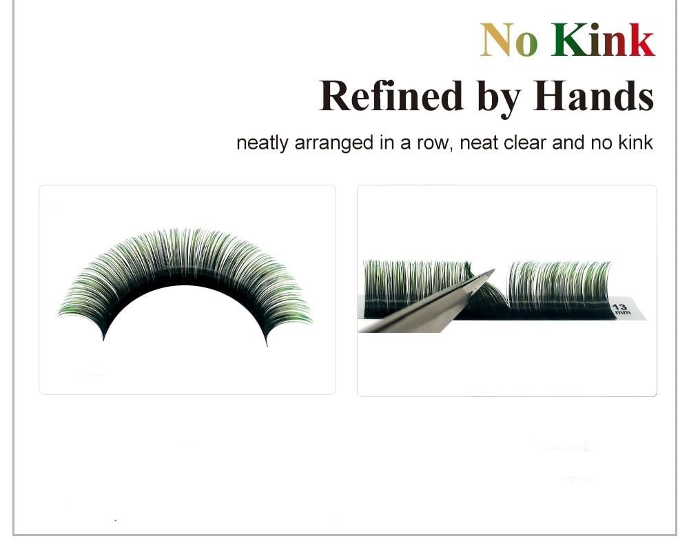 Faux Mink Eyelash Extension - Krafti Pop Cosmetics