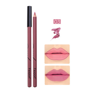 Matte Lip Liner Pencil - Krafti Pop Cosmetics