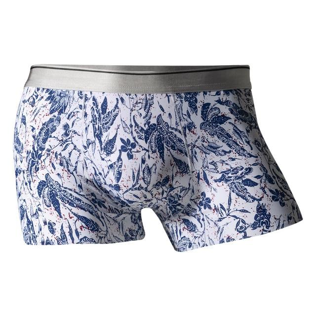 Silk Men Boxers - Krafti Pop Cosmetics