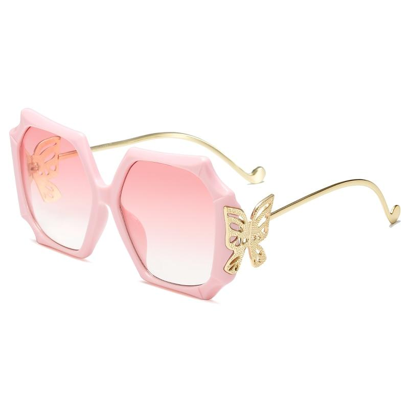 Cat Eye Sunglasses - Krafti Pop Cosmetics