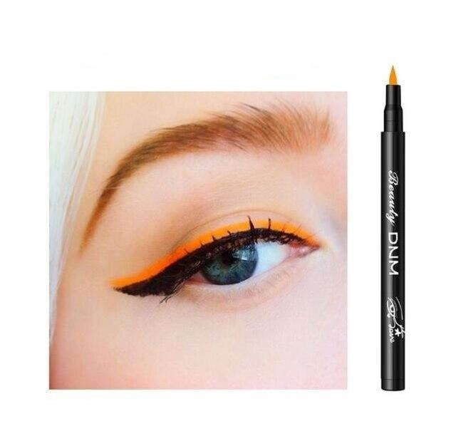 Colored Liquid Eyeliner Pen - Krafti Pop Cosmetics