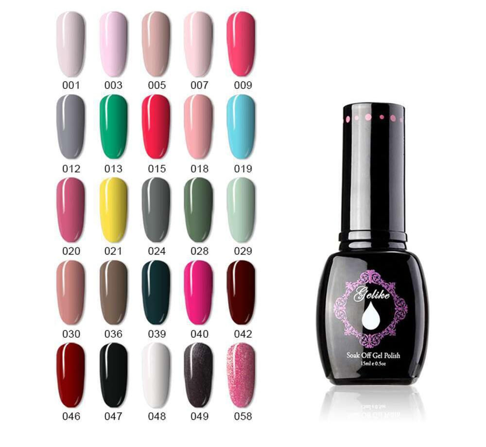 Gel Nail Polish - Krafti Pop Cosmetics
