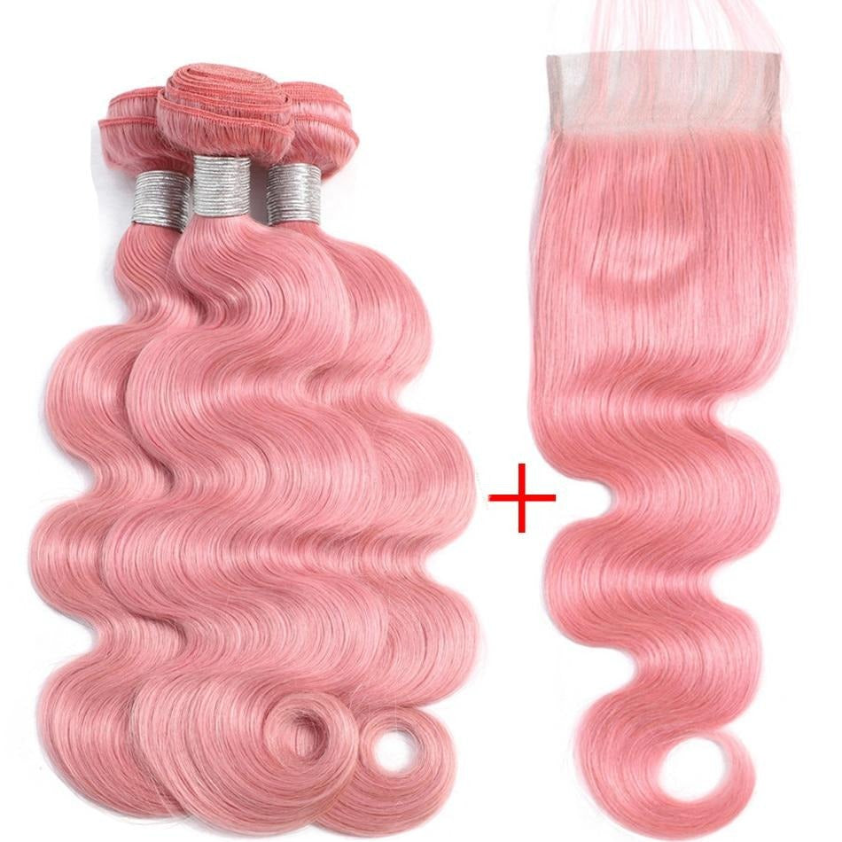 Ombre Brazilian Body Wave - Krafti Pop Cosmetics
