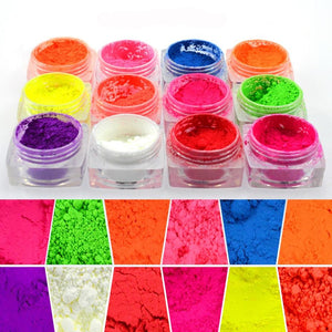 Nail Glitter Powder - Krafti Pop Cosmetics
