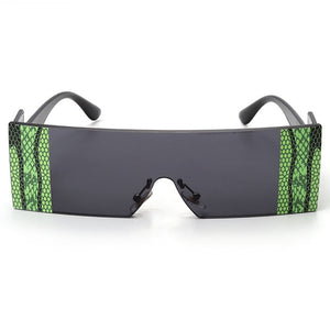 Rectangle Sunglasses Womens - Krafti Pop Cosmetics