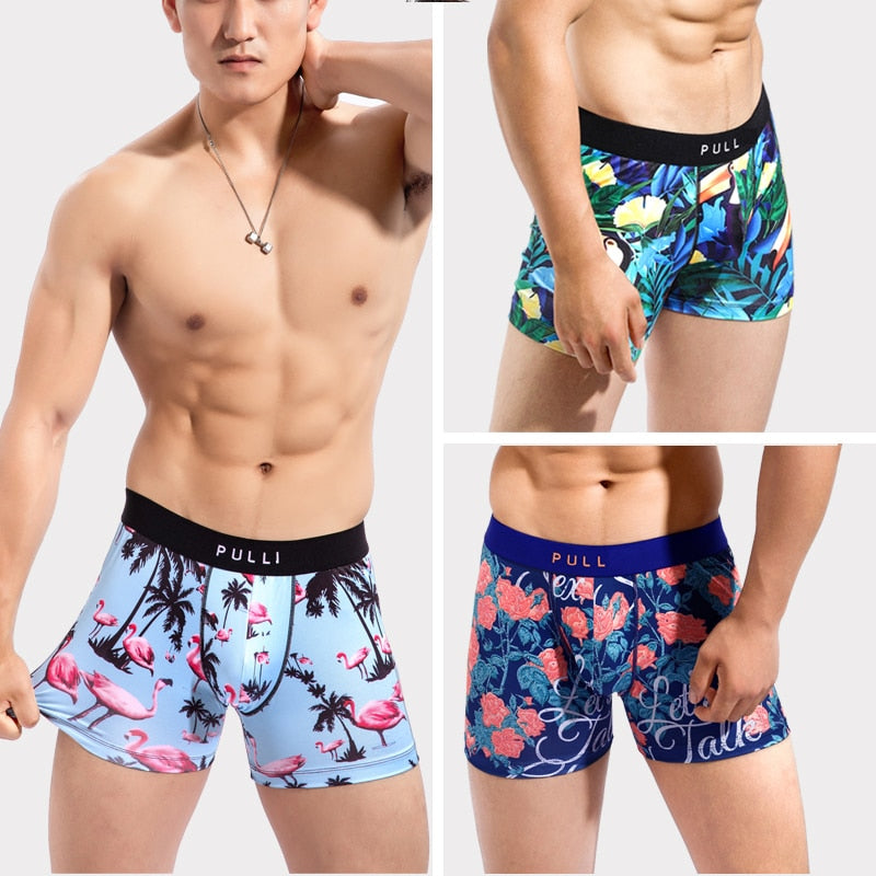 Men's Boxer Shorts - Krafti Pop Cosmetics