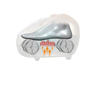 Electric Foot Massager - Krafti Pop Cosmetics