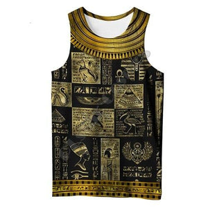 Men Tank Top - Krafti Pop Cosmetics