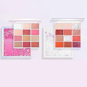 Eyeshadow Palette - Krafti Pop Cosmetics