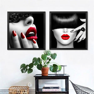 Canvas Artwork - Krafti Pop Cosmetics