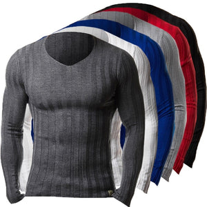 Men Casual Sweater - Krafti Pop Cosmetics