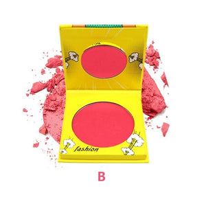 Cheek Blusher - Krafti Pop Cosmetics