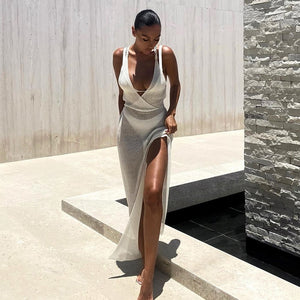 Women Beach Dress - Krafti Pop Cosmetics