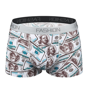 Men Silk Boxers - Krafti Pop Cosmetics