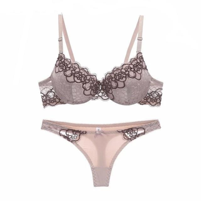 Push Up Bra Set - Krafti Pop Cosmetics