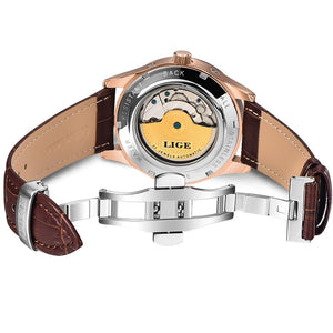 Casual Leather Watches - Krafti Pop